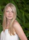 christina, botanico salon green background